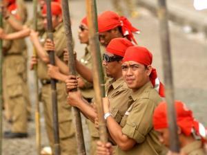 Relawan PKS untuk Bencana